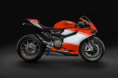 Ducati : Superbike 2014 limited edition ducati superleggera only 160 miles 236 of 500