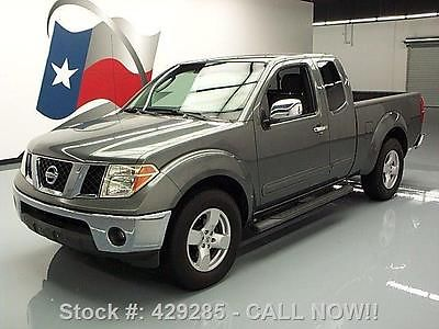Nissan : Frontier LE KING CAB AUTO BED EXTENDER 2006 nissan frontier le king cab auto bed extender 43 k 429285 texas direct auto
