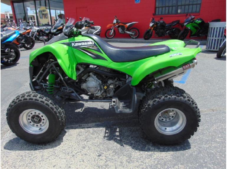 Kawasaki Kfx700 V Force motorcycles for sale in California