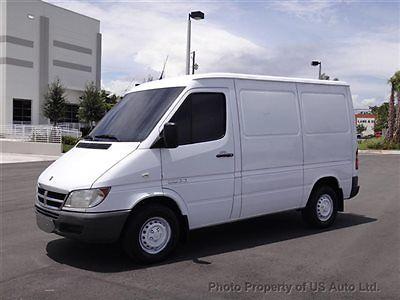 Dodge : Sprinter 2500 118