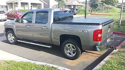 Chevrolet : Silverado 1500 LTZ Crew Cab Pickup 4-Door 2013 silverado 1500 ltz crew cab 4 x 4