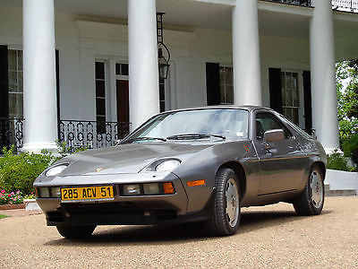 Porsche : 928 Absolute mint condition 1986.5 Porsche 928S