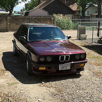 BMW : 3-Series Base Coupe 2-Door 1984 bmw 325 e base coupe 2 door 2.7 l