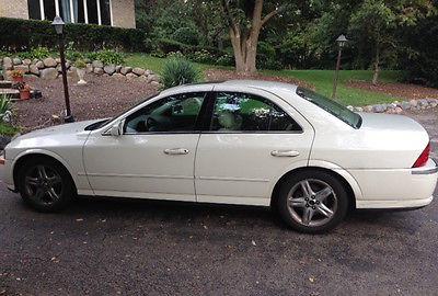 Lincoln : LS Base Sedan 4-Door 2002 lincoln ls base sedan 4 door 3.0 l