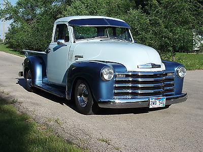 Chevrolet : Other Pickups 3100 1949 chevy 3100 5 window pickup v 8