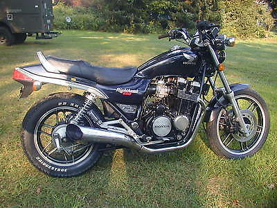 1983 Honda Nighthawk 650 Motorcycles for sale