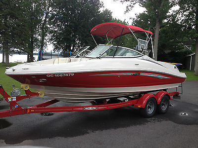 210 Searay Select 2007 with 350 Magnum MPI 300HP in excellent condition