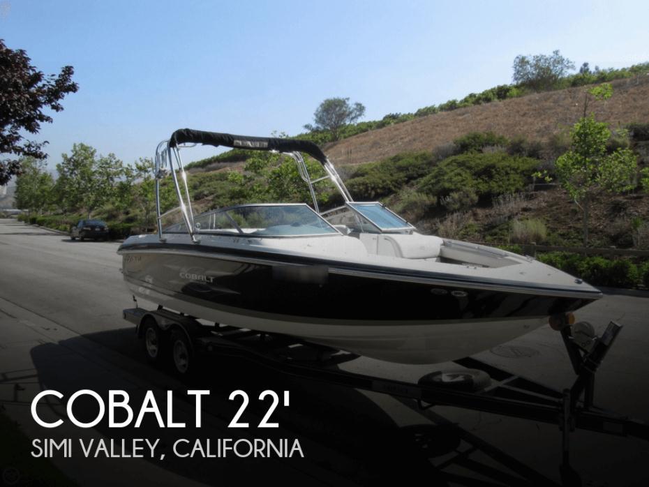 2005 Cobalt 226 Wakeboard Edition