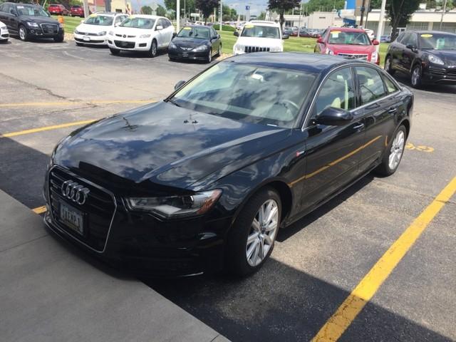 2012 Audi A6 3.0 Premium Davenport, IA