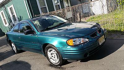 Pontiac : Grand Am SE 1999 pontiac grand am se coupe 2 door 99000 miles