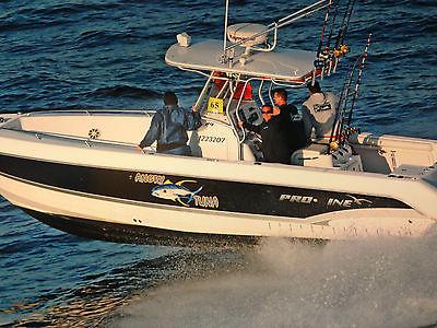 Proline 29' CC SuperSport, twin Suzuki 250 4strokes great Fishing boat