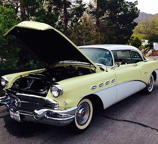 Buick : Other 2 Door Sedan 1956 buick 50 super 56 r 2 door sedan 255 8 cylinder 23 700 miles