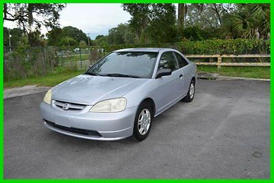 Honda : Civic DX 2002 dx used 1.7 l i 4 16 v automatic fwd coupe