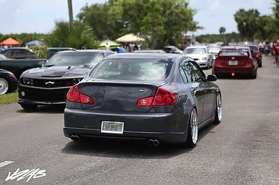 Infiniti : G35 Widebody g35 sedan