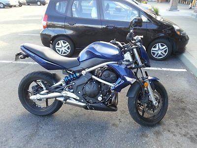 Kawasaki : Ninja 2009 kawasaki er 6 n street fighter version of ninja 650 r