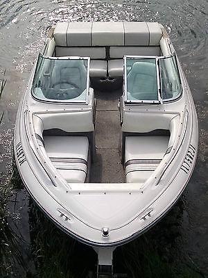 Rare 1991 Sea Ray 170 Bow Rider Limited w/175 HP 4.3L Merc w/Alpha One Gen II