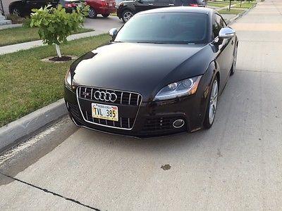 Audi : TT TTS Premium Coupe 2009 audi tt premium package tts