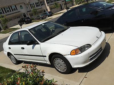 Honda : Civic LX Honda Civic LX