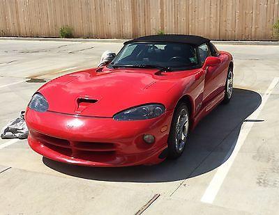 Dodge : Viper Rt/10 2000 dodge viper rt 10
