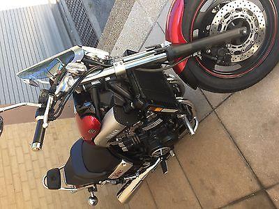 Yamaha : V Max 2005 yamaha vmax 1200 25 th anniversary
