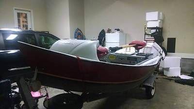 2004 Hyde Low Profile Drift Boat