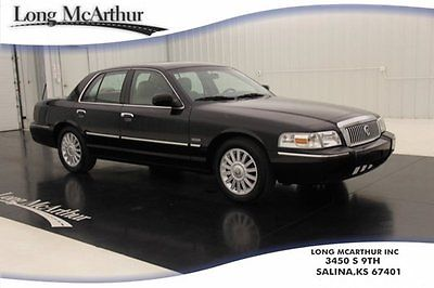 Mercury : Grand Marquis LS V8 Leather Cruise 6 Month/6000 mile Warranty 2010 ls certified 4.6 v 8 auto headlights we finance and ship