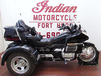 Honda : Gold Wing 1998 goldwing aspencade trike gl 1500 a 2 w motortrike with reverse we finance