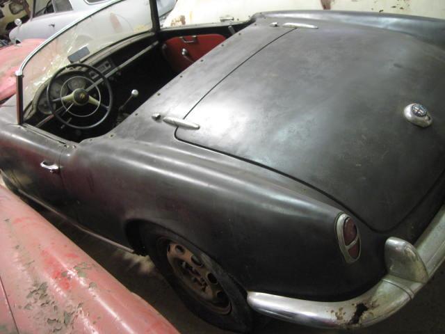 Alfa Romeo : Other All Original 1958 alfa romeo spider
