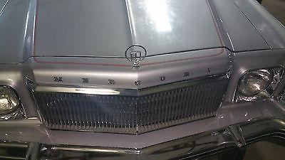 Mercury : Other Ghia RARE 1977 Mercury Monarch Mint condition!