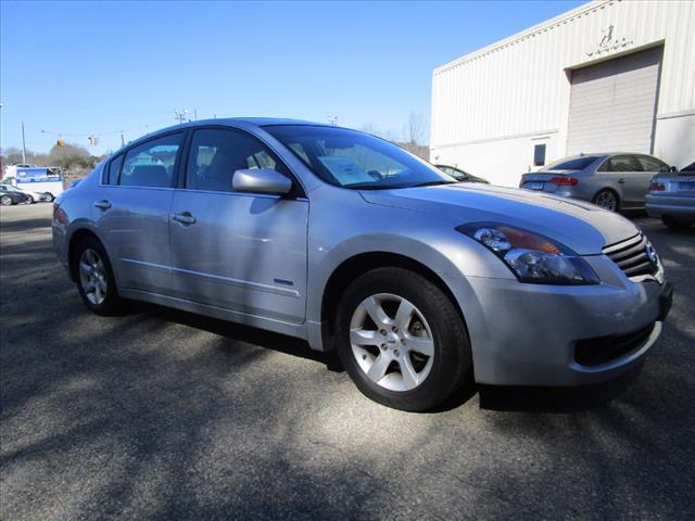 2007 Nissan Altima Hybrid Base Willimantic, CT