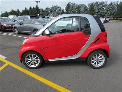 Other Makes : Fortwo 2dr Coupe Passion 2 dr coupe passion low miles automatic gasoline 1.0 l 3 cyl red