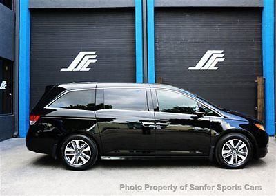 Honda : Odyssey 5dr Touring 2014 honda odyssey touring navigation moonroof coolbox financing availabletrades