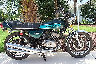 400 Kawasaki Triple Motorcycles for sale