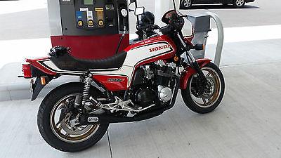 Honda : CB 1983 cb 1100 f