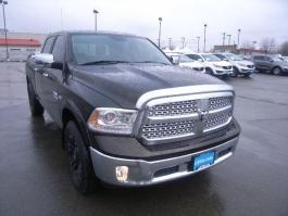 2014 RAM 1500 Laramie Anchorage, AK