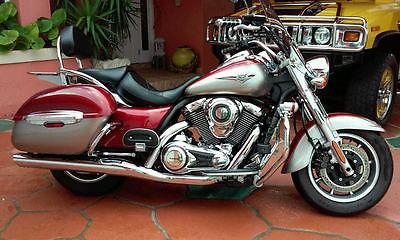 Kawasaki Vulcan 2012 1700 Nomad Touring Motorcycle