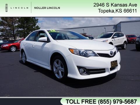 2012 Toyota Camry L Topeka, KS