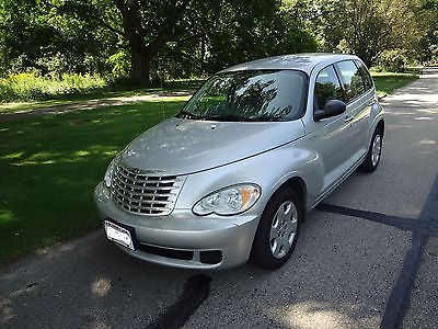 Chrysler : PT Cruiser 4 door sedan with liftgate 2006 chrysler pt cruiser 4 door 4 cyl auto fwd am fm cd player