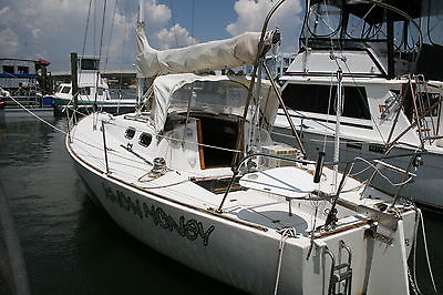 J BOAT RACER 30FT  1982 , RIGGING , 13HP GM2 YAMMAR , RACING SAILBOAT