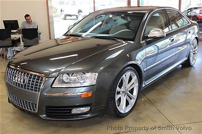 Audi : S8 4dr Sedan 2009 audi s 8 california s 8 loaded with all options