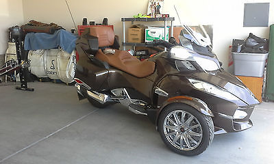 Can-Am : RT Limited 2013 can am spyder rt limited 998 cc rotax v twin engine