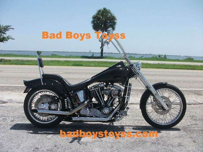 Softail Motorcycles for sale