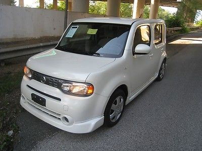 nissan cube cars for sale in maryland. Black Bedroom Furniture Sets. Home Design Ideas