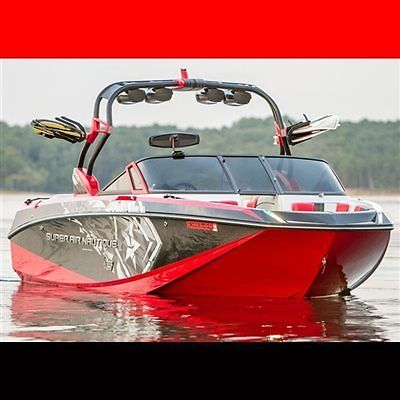 15 Nautique G25 Super Air 45hrs Fresh Water ONLY 550HP Coastal Edition Trailer
