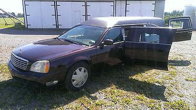 Cadillac : DeVille Superior Cadillac, Hearse, Corbillard, Wagon, Funeral, Death