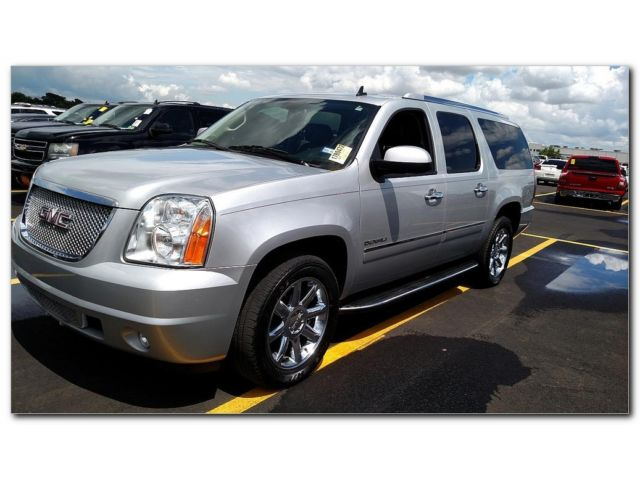 GMC : Yukon AWD 4dr 1500 2011 gmc yukon xl denali awd rust free tx owner clean title