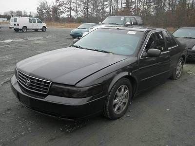 Cadillac : Seville STS Sedan 4-Door 2001 cadillac seville sts fully loaded with shaved door handels