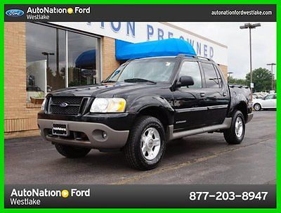 Ford : Explorer Sport Trac Base Sport Utility 4-Door 2001 used 4 l v 6 12 v automatic rear wheel drive suv