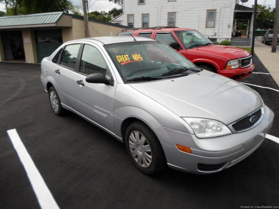 2006 ford focus zx4 se cars for sale for Master motors lockport ny