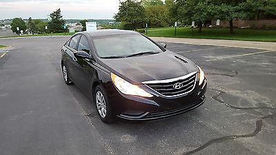 Hyundai : Sonata GLS 2012 hyundai sonata gls sedan 4 door 2.4 l